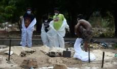 سلطات الهند تسجل 50 ألف إصابة بكورونا بيوم لتحل بالمركز الـ3 عالميا