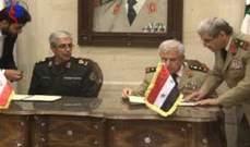 الأركان الايرانية: سنقوي أنظمة الدفاع الجوي السورية