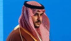 نائب وزير الدفاع السعودي: آن الأوان ليقف اليمنيون ونحن معهم صفا واحدا أمام مشروع الفتنة الإيراني