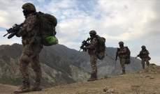 """الدفاع التركية: القضاء على """"إرهابيَين"""" من """"بي كا كا"""" بعملية شمالي العراق"""