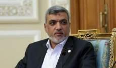 قيادي في حماس: الهدف من صفقة القرن توجيه بوصلة العداء من إسرائيل إلى إيران
