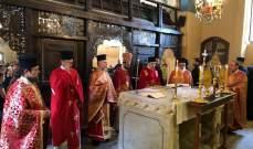 رئيس الرهبانية الباسيلية الشويرية: المسيحية تتميز بحب شامل ومعطاء حتى الموت