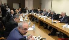 بدء جلسة لجنة الاعلام والاتصالات النيابية برئاسة فضل الله