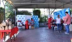 حملة تبرّع بالدم بالتعاون مع الصليب الاحمر اللبناني