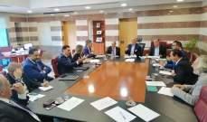 شهيب عرض مع لجان الأهل إطلاق لجنة الطوارىء التربوية لإنقاذ العام الدراسي