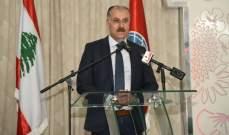 بلال عبد الله: لسنا متمسكين بهذا النظام الطائفي البائس