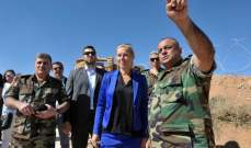 كاغ: الأمم المتحدة ستستمر في تشجيع الدعم الدولي للجيش اللبناني