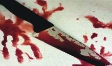 النشرة: مقتل شخص بعد خلاف مع جاره الذي أقدم على طعنه في النبطية