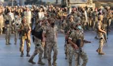 لماذا الاهتمام الدولي بالجيش اللبناني؟