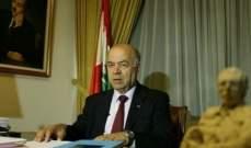 غانم: الضغط على مجلس القضاء الأعلى من القضاة أسوأ من ضفط السياسيين
