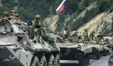 رويترز: الجيش الروسي شيد جسرا فوق نهر الفرات قرب دير الزور في سوريا