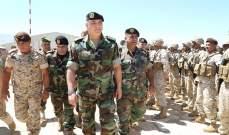 المستقبل: قائد الجيش أعطى توجيهاته بعرسال بتوفير أقصى درجات الحماية للأهالي