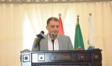 الفوعاني: نتوقع أوسع مشاركة شعبية في مهرجان الإمام الصدر بالنبطية