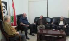 حمدان: وحده المشروع السياسي الوطني الواحد باستطاعته مواجهة الفاسدين