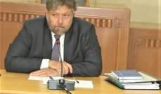 لجنة الاقتصاد تناقش الخطّة الانقاذية مع وزير المال ومختصين