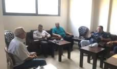 سعد إستقبل وفداً من أصحاب المولدات في صيدا والجوار: للالتزام بقرار المدينة