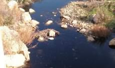 رئيس بلدية حاصبيا: لن نألو جهدا لمحاسبة مفتعل مجزرة تلويث نهر الحاصباني بزيبار الزيت