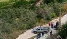 وفاة شخص في صور سقط من منحدر عال اثر إشكال حصل بينه وبين شخصين