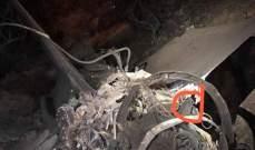 سقوط صاروخ بالجزء التركي من قبرص يرجح انه صاروخ سوري مضاد للطيران