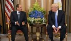 ترامب: لا يوجد أي مخطط للقاء مسؤولين إيرانيين لكن لا استبعد ذلك