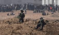 سقوط 11 جريحا برصاص الجيش الإسرائيلي شرق قطاع غزة