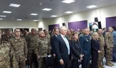 ممثل قائد الجيش في حملة للتوعية على مخاطر الالغام: هدفنا تنظيف الاراضي التي كانت محتلة من الارهابيين