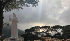 سرقة مزار قلب يسوع الرحيم ليلاً في غوسطا