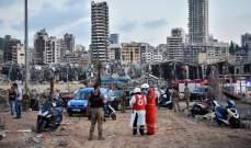 بلدية برج البراجنة: ساهمنا في إطفاء الحرائق ورفع الأنقاض اثر انفجار بيروت