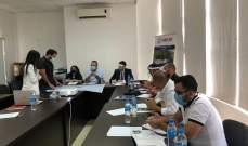 مؤسسة مياه لبنان الجنوبي أطلقت مشروع إنشاء خزان مياه لتغذية منطقة الشرحبيل