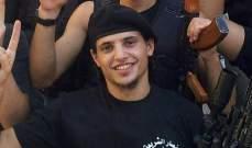 """الأخبار: أسامة منصور كان """"الأمير العسكري"""" للمجموعات المقاتلة في طرابلس"""