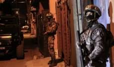 """قوات الأمن التركية اعتقلت 18 شخصا بشبهة الانتماء إلى """"داعش"""" في إسطنبول"""
