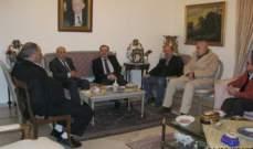 البزري يحذر من تراجع خدمات وتقديمات الأونروا للاجئين الفلسطينيين