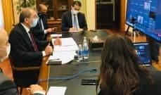 وزير الخارجية الأردنية: الإرهاب عدو مشترك لا علاقة له بحضارة أو دين