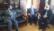 طالب: بلدية طرابلس سترمم سواء على نفقة الدولة او نفقة هيئات محلية