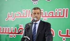 قبيسي: لسنا في موقف ضعف ولن نرضى بإخراج المقاومة من المعادلة السياسية اللبنانية