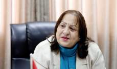 وزيرة الصحة الفلسطينية أعلنت ارتفاع عدد إصابات كورونا إلى 430