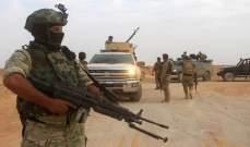 القوات العراقية القت القبض على خلية إرهابية وأميرها بمحافظة الأنبار