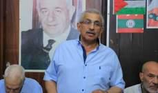 """سعد: """"بوسطة الثورة"""" مرحّب بها بصيدا وأنا بطريقي الى الأولي لأخبر المتظاهرين بذلك"""
