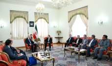رئيس مكتب روحاني: العلاقات بين إيران وأذربيجان متنامية رغم الحظر الأميركي