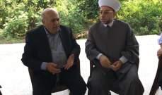الشيخ عبدالرزاق: نرفض المشروع الأميركي بتوطين الإخوة السوريين