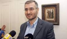 حسين الخليل: وافقنا على أسس الحلول التي وضعها بري لحل المشكلات الماضية