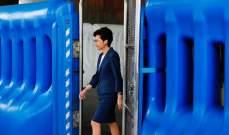 زعيمة هونغ كونغ لا تستبعد طلب مساعدة بكين لحل الأزمة السياسية في المدينة