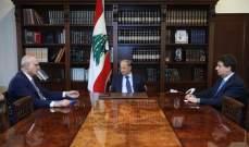 الرئيس عون أجرى لقاءات تشير الى إعطائه الوضع الاقتصادي الاولوية