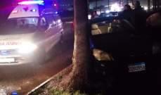 3 جرحى في حادث تصادم على المسلك الشرقي لأوتوستراد غزير كسروان