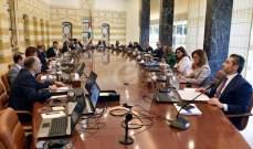مصدر مطلع للنشرة: هناك توجهاً نيابيا لطرح الثقة بالحكومة في جلسة الخميس المقبل
