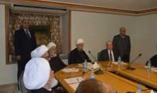 الشيعي الأعلى: نحذر من ردات الفعل الشعبية ضد وفد ليبيا بالقمة العربية