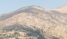 النشرة:الطيران الحربي الاسرائيلي يقصف منطقة حربون داخل الاراضي السورية