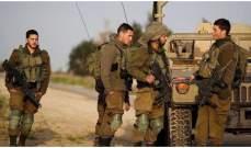 الجيش الإسرائيلي اعتقل 4 فلسطينيين قرب حدود غزة في عمليتين منفصلين
