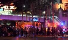 صحيفة أميركية: العثور على 17 سلاحا ناريا بمنزل مطلق النار في لاس فيغاس