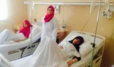 وفاة مواطن من بلدة شكا اثر تعرضه لحالة تسمم هو وزوجته وابنته